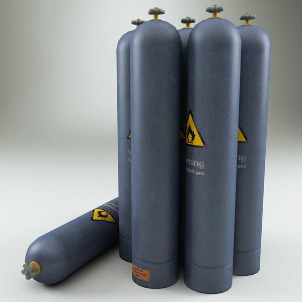 Helium Gas Helium Gas Symbol